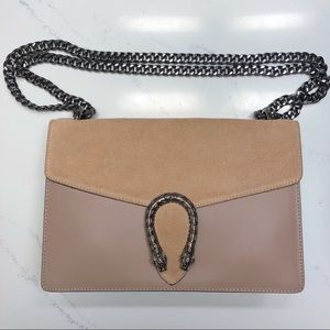 Fashion Drug Bags - Luxury brand inspired nude pink bag